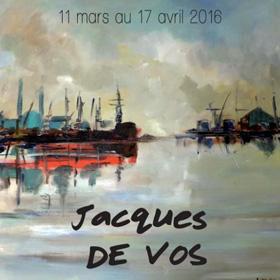 Exposition de Jacques DE VOS à Saint-Martin de Boscherville du 11 mars au 17 avril2016