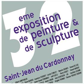 32eme Expo peinture et sculpture 19 et 20 mars 2016 Saint Jean duCardonnay