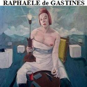 Expo de Raphaële de Gastines à Rouen du 16 mars au 30 avril2016