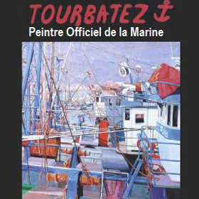 Exposition Jean-Paul Tourbatez à Notre Dame de Gravenchon du 26 mars au 29 mai2016