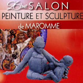 26ème Salon de Peinture et Sculpture de Maromme du 21 mai au 5 juin2016