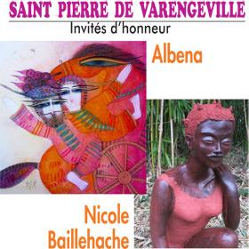 29ème Salon d'Arts Plastiques à St PIERRE DE VARENGEVILLE du 27 au 29 mai2016