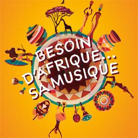 Expo de 40 artistes Besoin D'Afrique …sa musique à Rouen du 25 mai au 10 juin2016