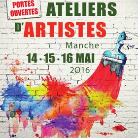 Portes Ouvertes des Ateliers d'Artistes du 14 au 16 mai2016