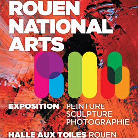 SALON ROUEN NATIONAL ARTS du 11 au 29 mai 2016