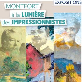 Montfort à la Lumières des Impressionnistes 4 et 5 juin2016