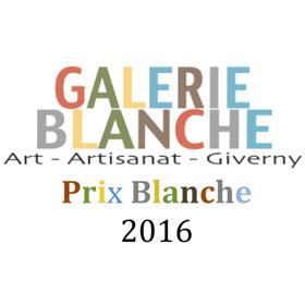 Concours Prix Blanche 2016 pour artistes jusqu'au 15 juillet2016