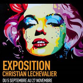 Expo Christian Lechevalier Forges les Eaux du 5 septembre au 27 novembre2016