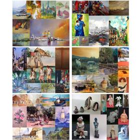 Expo Peintures et Sculpture à Saint Aubin les Elbeuf du 11 au 20 novembre2016