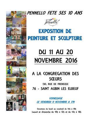 expo-artiste-pennello-10-ans-aubin-elbeuf