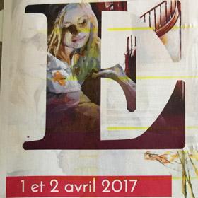 Expo Peintures et Sculptures à Mont Saint Aignan du 1er au 2 avril2017