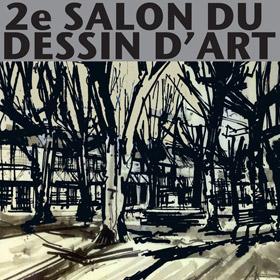 Salon du Dessin d'art à Gravigny le 18 et 19 mars2017