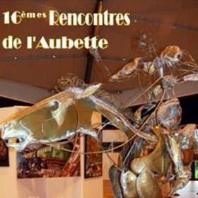 16ème Rencontres de l'Aubette à Saint Leger du Bourg Denis du 8 au 18 avril2017