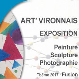 Exposition picturale, sculpturale et photographique à Aviron les 22 et 23 avril2017