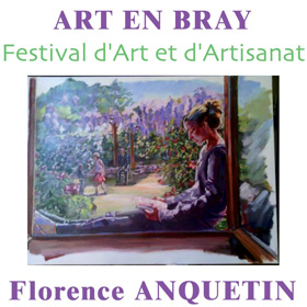 Festival d'art et d'artisanat à Neufchâtel-en-Bray du 29 Avril au 7 Mai2017
