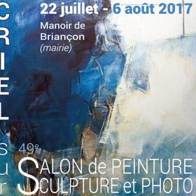 49ème salon de peinture, sculpture et photo à Criel sur Mer du 22 juillet au 6 août2017
