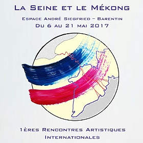 Festival la Seine et le Mékong à Barentin du 6 au 21 mai2017