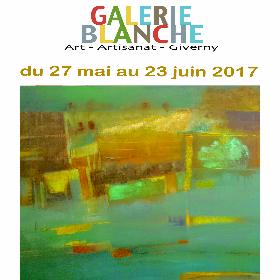 Exposition Brigitte Rochas à Giverny (27) jusqu'au 23 juin2017