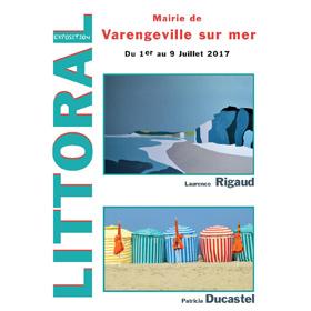 Exposition LITTORAL à Varengeville sur Mer (76) du 1er au 9 juillet2017