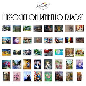 Exposition PENNELLO à Freneuse(76) les 11-12 novembre2017