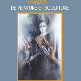 5ème expo de peinture et sculpture à Brionne(27) les 4-5 novembre2017