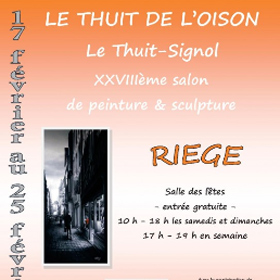 28e Salon Peinture et Sculpture au Thuit de l'Oison(27) du 17 au 27 février2018