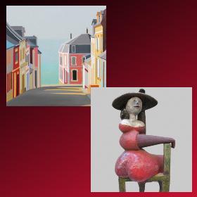 Double Exposition de Printemps à Vascoeuil du 31 Mars au 1er Juillet2018