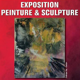 Exposition Peinture & Sculpture à Louviers(27) les 24-25 mars2018