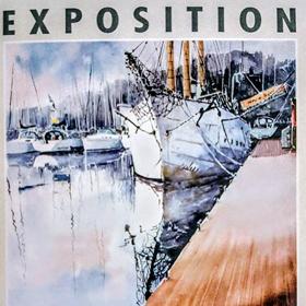 Exposition Peinture à St Aubin les Elbeuf(76) du 24 mars au 15 avril2018