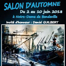 Salon d'Automne à Notre Dame de Bondeville(76) du 2 au 10 juin2018