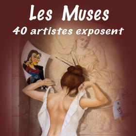 Exposition Peintures Les Muses à Rouen du 5 au 15 avril2018