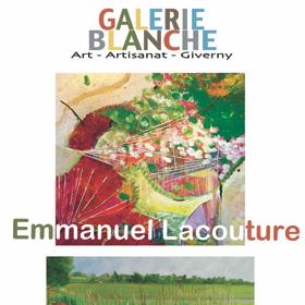 Exposition Lacouture Soulet à Giverny(27) du 19 mai au 15 juin2018