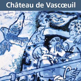 Exposition Peinture Théo Tobiasse à Vascoeuil(27) du 7 juillet au 21 octobre2018