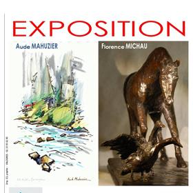 Expositions Peinture Sculpture à Barneville-Carteret(50) du 24 août au 3 septembre2018