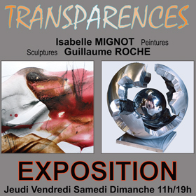 Exposition Peinture-Sculpture à Bellême (61) du 23 août au 28 octobre2018