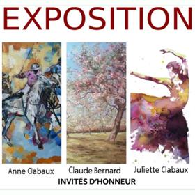 Expositions Peinture à Barneville Carteret(50) du 10 au 20 août2018