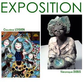Expositions Peinture Sculpture à Barneville-Carteret(50) du 7 août au 17 septembre2018