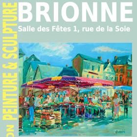 6e salon de Peinture – Sculpture à Brionne(27) les 10-11 novembre2018